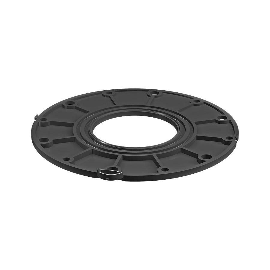adjustable height 74-117 mm diameter 190 mm capacity 15 kN